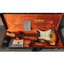 Fender Masterbuilt Dennis Galuszka Stratocaster 1962 Heavy Relic Sunburst 2016 Used Perfect Conditio