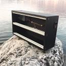 6U EURORACK CASE ALIMENTATO, 84 o 104 hp, synth sintetizzatore modulare