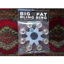 "Big Fat Snare Drum ""Big Fat Bling Ring""! 8 Jingles"