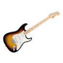 FENDER Stratocaster Mexico Standard MN Brown Sunburst