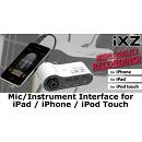 Tascam iXZ guitar interface per IPAD IPHONE IPOD Touch