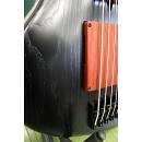 Maruszczyk Instruments Paddock 5 Single Cut Black Satin