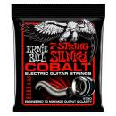 ERNIE BALL 2730 Cobalt Skinny Top Heavy Bottom Slinky 10-62