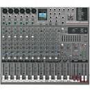PHONIC AM 642 DP mixer audio a 14 canali con effetti, player e slider su tutti i canali - gain, alti