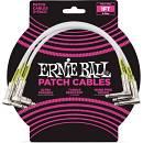 Ernie Ball 6055 Cavo Patch Puncake da cm 30 set di 3 pezzi