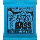 Ernie Ball - 2835 - Extra Slinky Bass 40-95