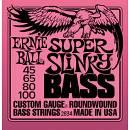 Ernie Ball SUPER SLINKY BASS 45-100 CORDE PER BASSO