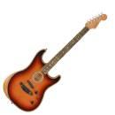 CHITARRA ACUSTICA FENDER American Acoustasonic Stratocaster Ebony Fingerboard 3-Color Sunburst