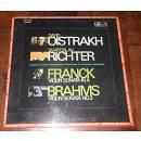DISCO LP VINILE DAVID OISTRAKH SVIATOSLAV RICHTER FRANCK BRAHMS 1971 3C 065-9224
