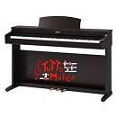PIANOFORTE DIGITALE KAWAI KDP90 BLACK SATIN/PALISSANDRO USATO