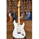 Schecter Custom Shop Traditional Wembley HSS White