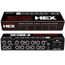 Voodoo Lab HEX Audio Loop Switcher - Spedizione inclusa
