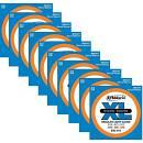 D'Addario EXL110 Regular Light 10-46 - 10 MUTE