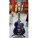 D'Angelico Guitars DELUXE 175 MATTE ROYAL BLUE