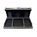 ZOMO SET-200 NSE Black - Flight Case per 2 Lettori 10 e 1 Mixer 12