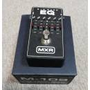 MXR M109 6-Band Graphic EQ con imballo originale USATO