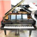 GROTRIAN-STEINWEG PIANOFORTE A CODA NERO LUCIDO