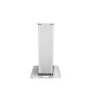 SET torre a traliccio altezze 1mt 1,5 e 2mt con cover Bianco per testa mobile