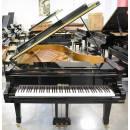 HOFFENBACH PIANOFORTE A CODA NERO + PANCHETTA