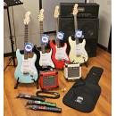 MW - Music Works Special Beginner Guitar Kit Pack Set !