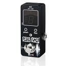 XVIVE PT-03 PEDAL TUNER ACCORDATORE A PEDALE + BATTERIA RICARICABILE TRUE BYPASS