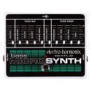 Electro Harmonix Bass Microsynth - Effetto Sintetizzatore Analogico A Pedale Per Basso
