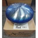Pearl Tongue Drum PMTD8GMF 8 Note G Major#687 Natural Blue Fade