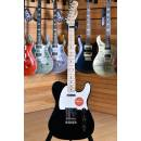 Squier (by Fender) Affinity Telecaster Maple Neck Black
