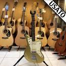 Fender JAZZMASTER RELIC CUSTOM SHOP GOLD SPARKLE Usato