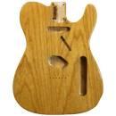 TBF-NAT - Corpo per chitarra elettrica tipo Tele - Ontano - Natural