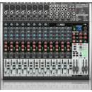 Behringer X2222USB 22 Input 2/2-Bus Mixer XENYX Pre Comp EQ USB
