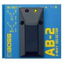 BOSS - AB-2 a 2 vie Pedale selettore