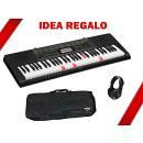Casio LK-265 - tastiera arranger 61 tasti dinamici luminosi - IDEA REGALO CON BORSA E CUFFIA