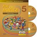 Spaccazocchi M. Noi e la Musica vol. 5 (per l'Insegnante)