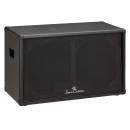 """Soundsation Gc212-c-b - Cabinet 2x12"""" Per Chitarra Con Coni Celestion Seventy 80 (rivestimento Nero)"""