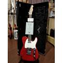 Fender CUSTOM SHOP TELECASTER DELUXE RW CANDY RED TRASPARENT 2014