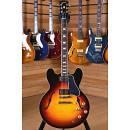 Gibson ES-335 Figured 2018 Antique Sunset Burst
