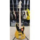 SQUIER Paranormal Jazz Bass '54 Butterscotch Blonde