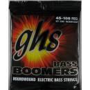 GHS 3140 BASS BOOMERS 45-105 MUTA DI CORDE PER BASSO ELETTRICO 4 CORDE REGULAR MEDIUM SCALE