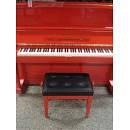 YAMAHA U1-PIANOFORTE VERTICALE- ROSSO-CONSEGNA IN TUTTA ITALIA!!