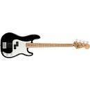 Fender STANDARD PRECISION BASS MN BK MAPLE FINGERBOARD, BLACK