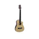 SOUNDSATION - COMPANERA CHITARRA ACUSTICA MINI DREADNOUGHT AMPLIFICATA