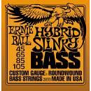 Ernie Ball HYBRID SLINKY BASS 45-105 CORDE PER BASSO