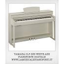 YAMAHA CLP-535 BIANCO PIANOFORTE DIGITALE NUOVO, AZIONE A MARTELLO COME UN CODA!