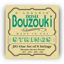 D'Addario - [J81] Muta 8 corde per Bouzouki Irlandese