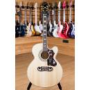 Epiphone EJ-200CE Super Jumbo Natural Gold Hardware