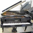SCHIEDMAYER PIANOFORTE A CODA NERO + PANCHETTA