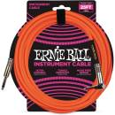 Ernie Ball 6067 Braided Neon Orange Cavo per strumenti mt 7,6
