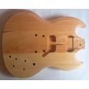 Body modello Gibson SG (Diavoletto)