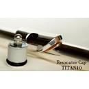 Flauto Traverso, Tappo Risonante modello TITANIUM, per Yamaha, Pearl, Muramatsu